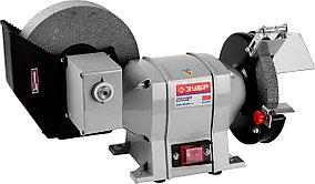 Станок точильный электрический ЗУБР, 350 Вт, асинхронный (ЗТШМ-150/200У_z01)