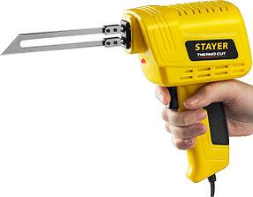 Прибор для резки монтажной пены Stayer, Thermo cut, 220 В, 75 Вт, 2 ножа (45255-H2)