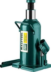 "Домкрат бутылочный Kraftool, 20 т., 244-478 мм, серия ""Kraft-Lift"" (43462-20_z01)"