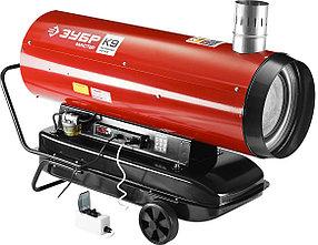 Пушка дизельная ЗУБР, 52 кВт, непрямой нагрев (ДПН-К9-52000-Д)