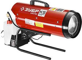 Пушка дизельная ЗУБР, 15 кВт, прямой нагрев (ДП-К5-15000)