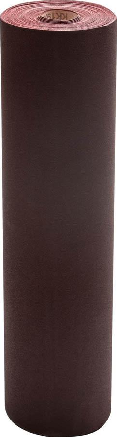 Шлифовальная шкурка, 775 мм x 30 м, № 40, в рулоне, на тканевой основе (3550-40-775)