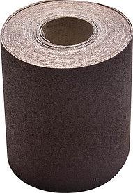 Шлифовальная шкурка, 200 мм x 20 м, №40, в рулоне, на тканевой основе (35503-40-200)