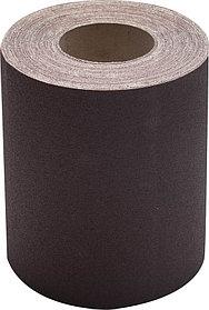 Шлифовальная шкурка, 200 мм x 20 м, №16, в рулоне, на тканевой основе (35503-16-200)