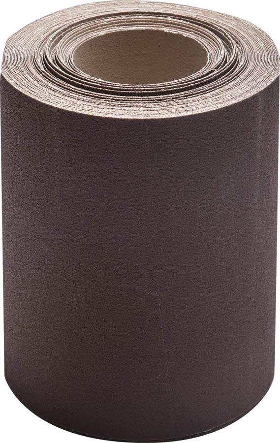 Шлифовальная шкурка, 200 мм x 20 м, №12, в рулоне, на тканевой основе (35503-12-200)