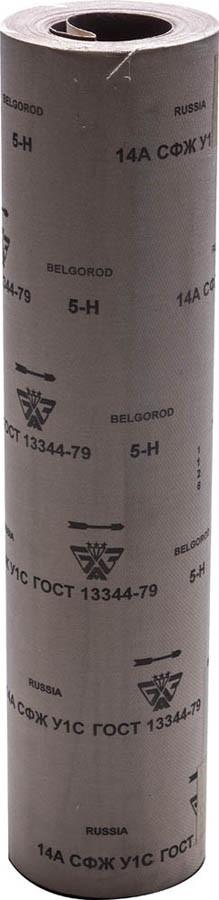 Шлифовальная шкурка, 800 мм x 30 м, № 5, в рулоне, на тканевой основе (3550-005_z01)