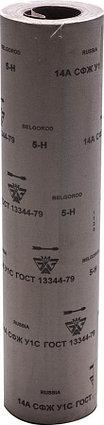 Шлифовальная шкурка, 800 мм x 30 м, № 5, в рулоне, на тканевой основе (3550-005_z01), фото 2