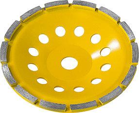 Чашка Stayer, 180 мм, L- 22.2 мм, алмазная, сегментная, однорядная (33382-180)