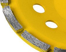 Чашка Stayer, 180 мм, L- 22.2 мм, алмазная, сегментная, однорядная (33382-180), фото 3