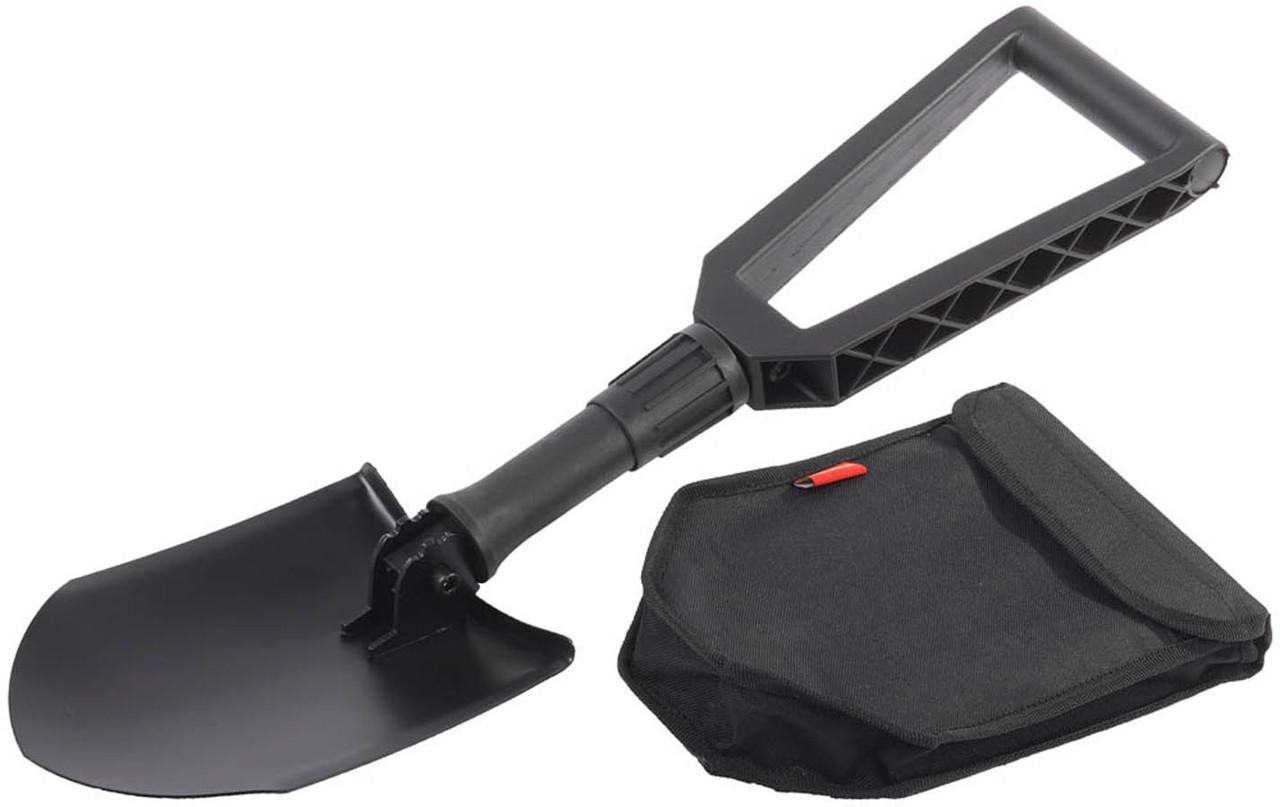 Лопата складная, Grinda, 240х590 мм, туристическая, фиберглассовая рукоятка (8-421826_z01)