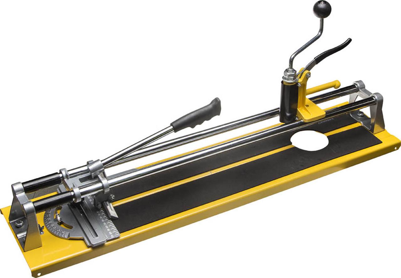 Плиткорез роликовый усиленный с круговым резаком Stayer, 600 мм, 4-12 мм (3310-60)