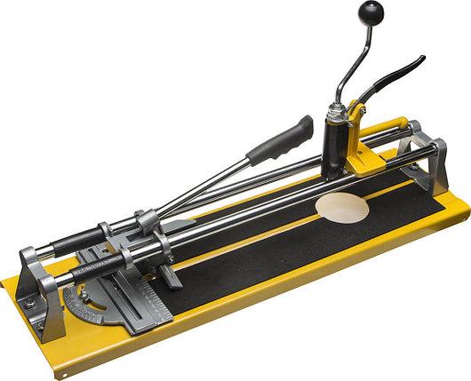 Плиткорез роликовый усиленный с круговым резаком Stayer, 420 мм, 4-10 мм (3310-48), фото 2