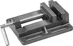 Тиски Зубр 100 мм,  станочные МАСТЕР  (32721)