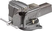 Тиски Зубр 200 мм, индустриальные поворотные (32703-200)