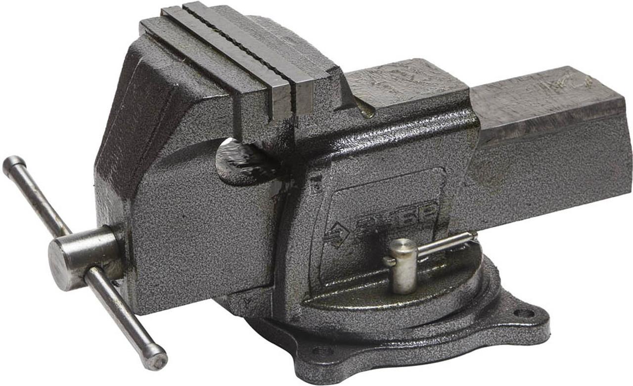 Тиски Зубр 150 мм,  индустриальные поворотные (32703-150)