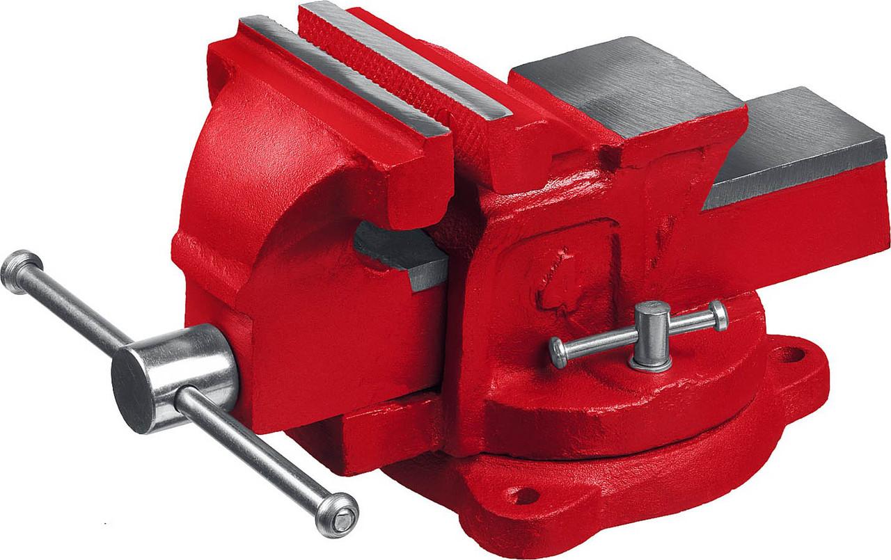 Слесарные тиски MIRAX 100 мм, (32471-10)