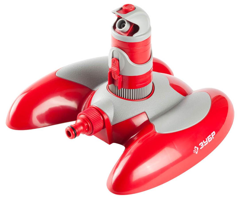 Турбораспылитель, ЗУБР, поворотный, на подставке (40437)
