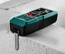 Лазерный дальномер Kraftool, дальность 5 см - 100 м, точность 1,5 мм (34765), фото 3