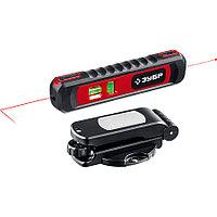 Уровень лазерный ТЛ-8 ЗУБР, 8 м, точность +/-0,4 мм/м, подставка-штатив (34926)
