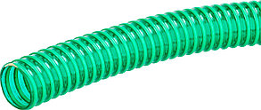 Шланг напорно-всасывающий, ЗУБР, 25 мм x 30 м, 180 гр/м, со спиралью ПВХ, 3 атм (40325-25-30), фото 2