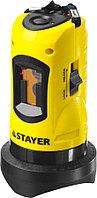 Нивелир лазерный линейный LaserMax SLL-1, Stayer, 10 м (34960)