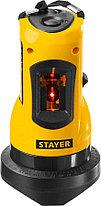 Нивелир линейный LaserMax SLL-2, Stayer, 10 м (34960-H2), фото 2
