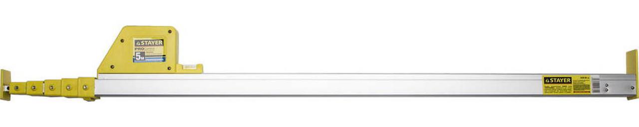Линейка телескопическая Stayer, 5 м (3420-05_z01)