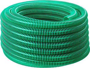 Шланг напорно-всасывающий, ЗУБР, 38 мм x 30 м, 360 гр/м, со спиралью ПВХ, 3 атм (40325-38-30), фото 2