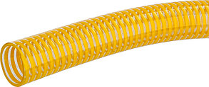 Шланг напорно-всасывающий, ЗУБР, 32 мм x 15 м, 360 гр/м, со спиралью ПВХ, 10 атм, серия Проф. (40327-32-15), фото 2