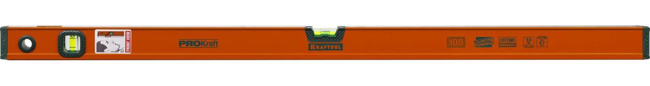 Уровень алюминиевый, Kraftool, 1000 мм (34721-100_z01)