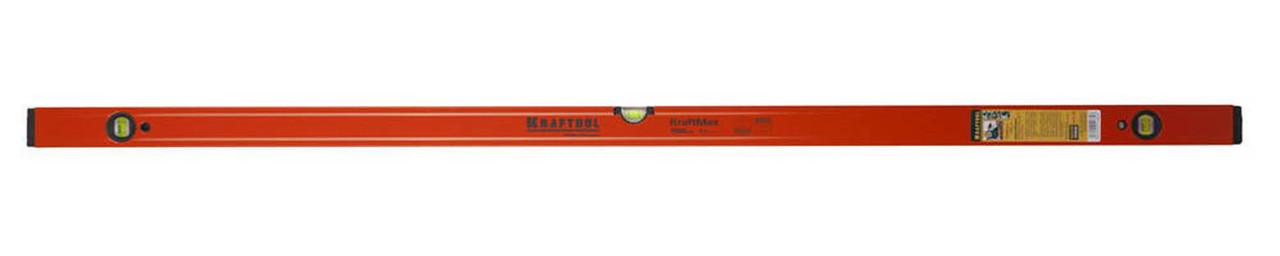 Уровень алюминиевый, Kraftool, 1500 мм (34721-150)