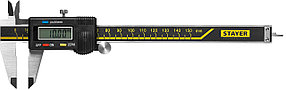 Штангенциркуль электронный Stayer, 150 мм (34410-150)