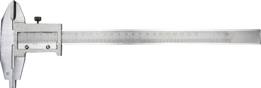Штангенциркуль металлический, 250 мм, тип 1 (3445-250), фото 2