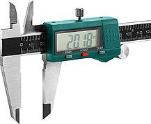 Штангенциркуль электронный, Kraftool, 200 мм (34460-200), фото 3