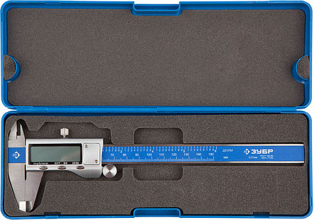 Штангенциркуль электронный ЗУБР, 150 мм (34463-150), фото 2