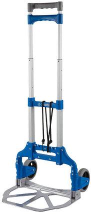 Тележка хозяйственная ЗУБР, максимальная нагрузка 60 кг, складная (38750-60), фото 2