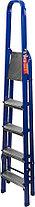 Лестница-стремянка стальная MIRAX, число ступеней 5 (38800-05), фото 2