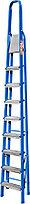 Лестница-стремянка стальная MIRAX, число ступеней 9 (38800-09), фото 2