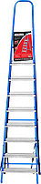 Лестница-стремянка стальная MIRAX, число ступеней 9 (38800-09), фото 3