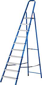 Лестница-стремянка стальная MIRAX, число ступеней 10 (38800-10)