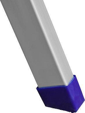 Лестница-стремянка, Сибин, 8 ступен.., алюминий, максимальная нагрузка 150 кг (38801-8), фото 2