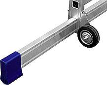 Вышка-тура Сибин, высота платформы 110 см.(макс. 320 см.), алюминий, максимальная нагрузка 150 кг (38840-3), фото 2