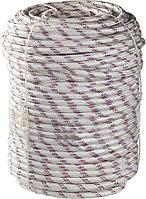 Фал плетёный полипропиленовый с сердечником Сибин, 100 м, 12 мм, 24-прядный, 700 кгс (50215-12)