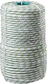 Фал плетёный полипропиленовый с сердечником Сибин, 100 м, 8 мм, 16-прядный, 1000 кгс (50220-08)