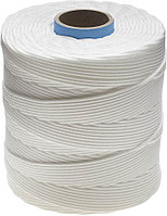 Шнур хозяйственно-бытовой Stayer, 700 м, 5 мм, полипропиленовый, вязанный, с сердечником, белый (50410-05-700)
