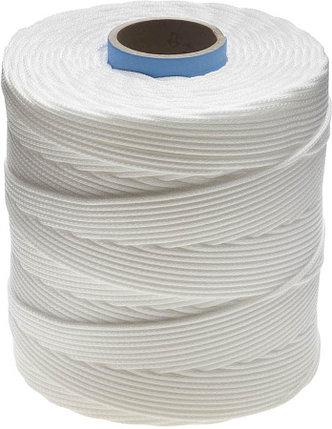 Шнур хозяйственно-бытовой Stayer, 700 м, 5 мм, полипропиленовый, вязанный, с сердечником, белый (50410-05-700), фото 2