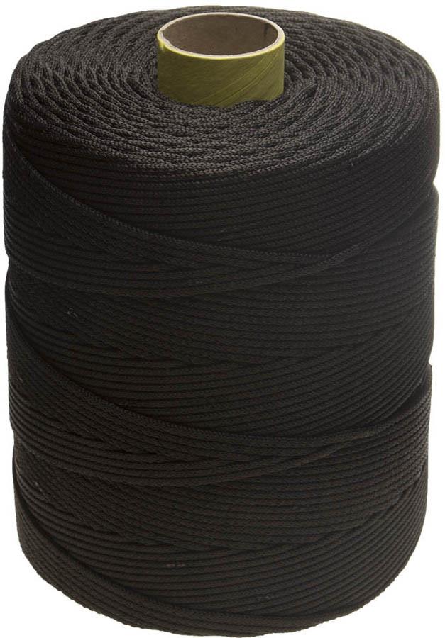 Шнур хозяйственно-бытовой Stayer, 700 м, 5 мм, полипроп., вязанный, без сердечника, черный (50421-05-700)