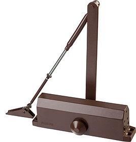 Доводчик дверной MAXComfort, Stayer, вес двери 100 кг, высота 50 мм, материал силумин (37917-100)