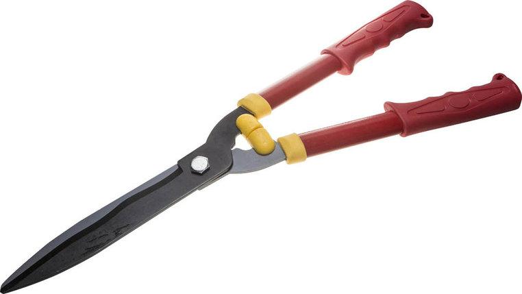 Кусторез Grinda, 500 мм, сталь, заточка лезвия, стальные ручки (40253_z01), фото 2
