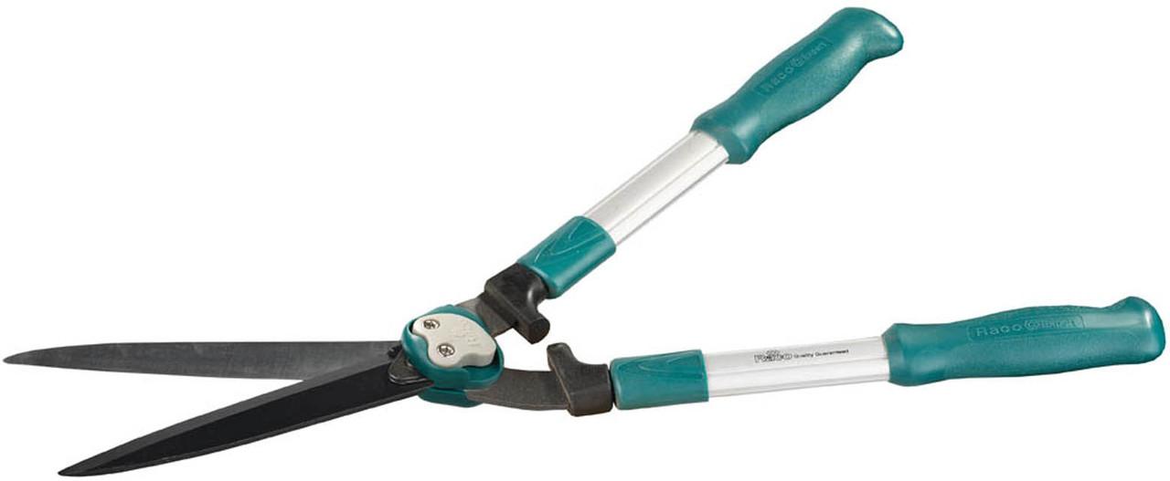 Кусторез Comfort Plus, Raco, 600 мм, прямые лезвия 230 мм, алюминиевые ручки (4210-53/213)